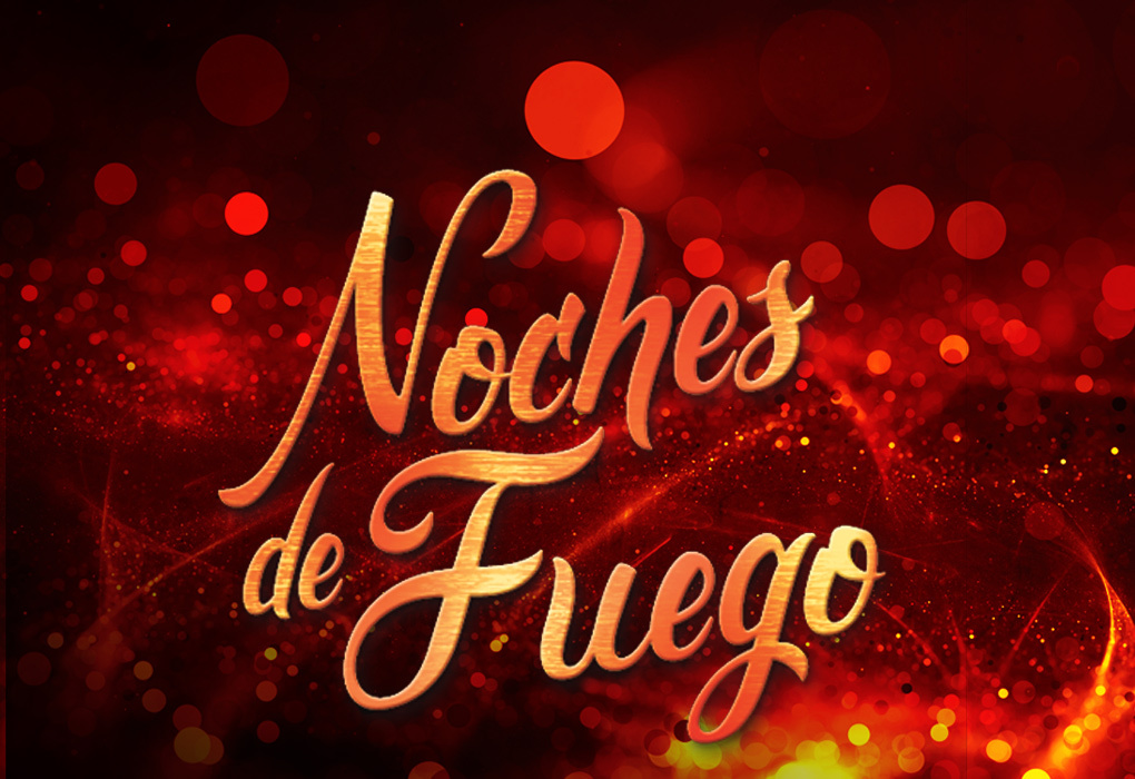 Noches de Fuego logo