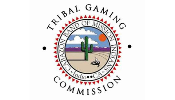 Cabazon Band of Mission Indian Tribal Gaming Commission logo