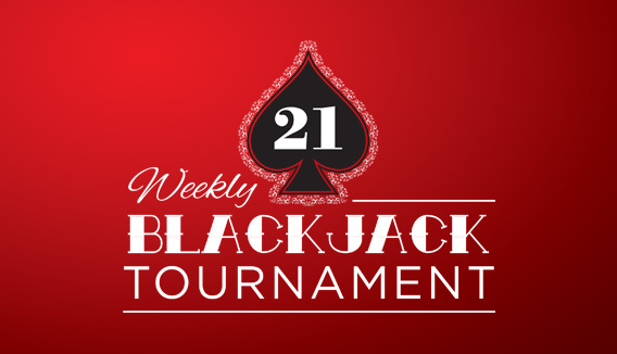 Weekly Blackjack Tournament