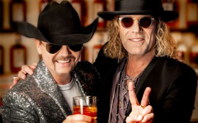 Platinum-Selling Country Duo Big & Rich Bring Peace, Love & Happy Hour Tour To Fantasy Springs on Friday, October 25th